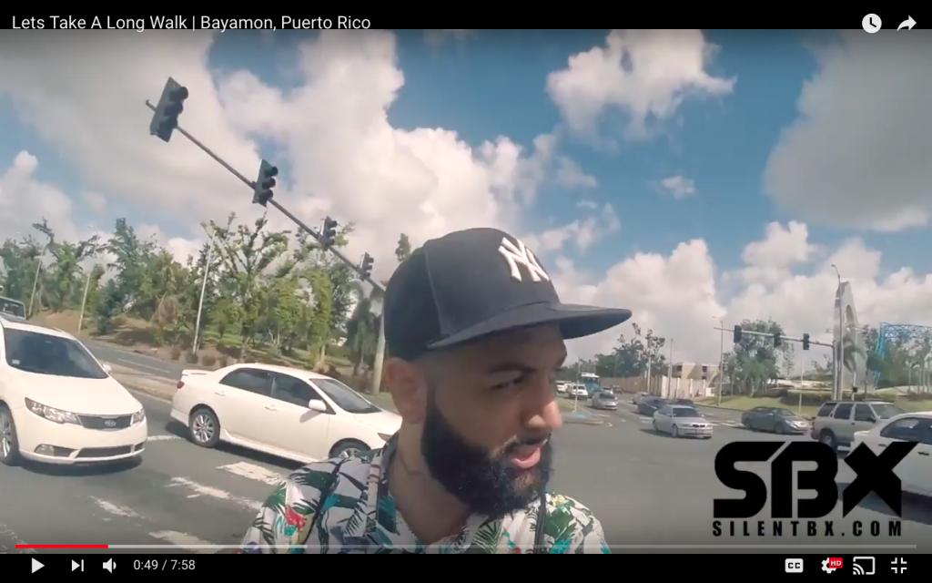 #Vlog: Lets Take A Long Walk | Bayamon, Puerto Rico